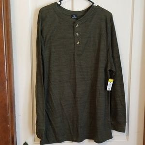 NWT DT Revolution Long Sleeve Top